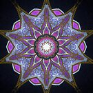 Mandala : Princess  by danita clark