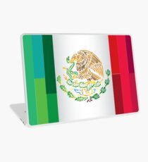 Mexican Flag Laptop Skin
