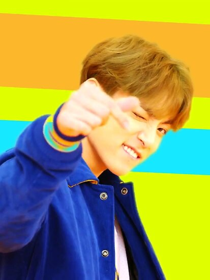 Quot Bts Jungkook Dna Quot Posters By Nurfzr Redbubble