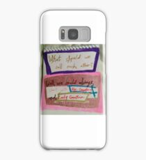 Dowbton Abbey - Violet and Isobel Samsung Galaxy Case/Skin