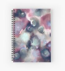 Organic Abstract 2  Spiral Notebook