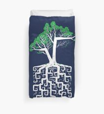 Square Root Duvet Cover