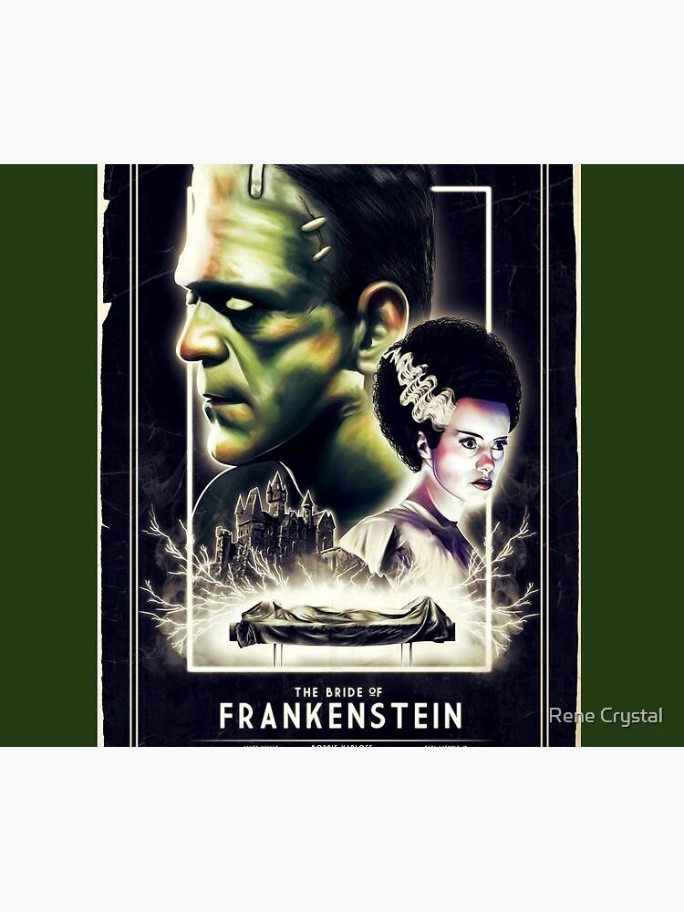 Frankie Finds Love! Frankenstein Boris Karloff by imagesbycrystal
