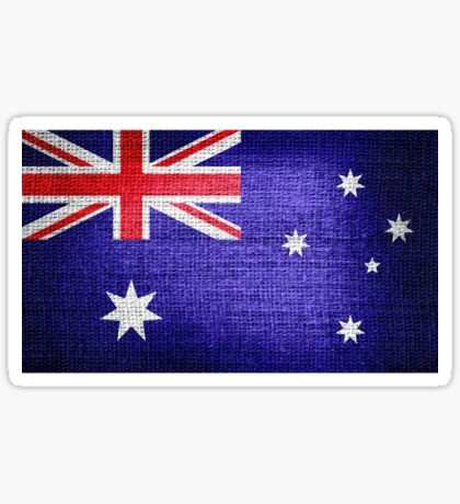 Australia Flag Sticker
