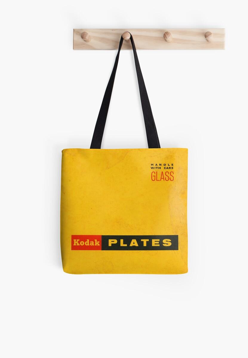 Vintage Kodak Plates by brainsontoast