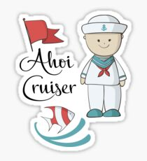 cruiser Sticker