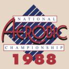 1988 National Aerobic Championship by s2ray