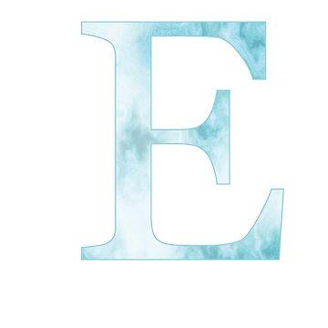 épsilon de mármol azul de mollysilverberg