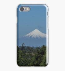 12515 Snow cap iPhone Case/Skin