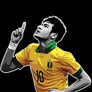 Neymar - The Man, The Myth, The Legend by wantneedlove