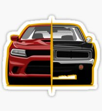 New vs old Sticker
