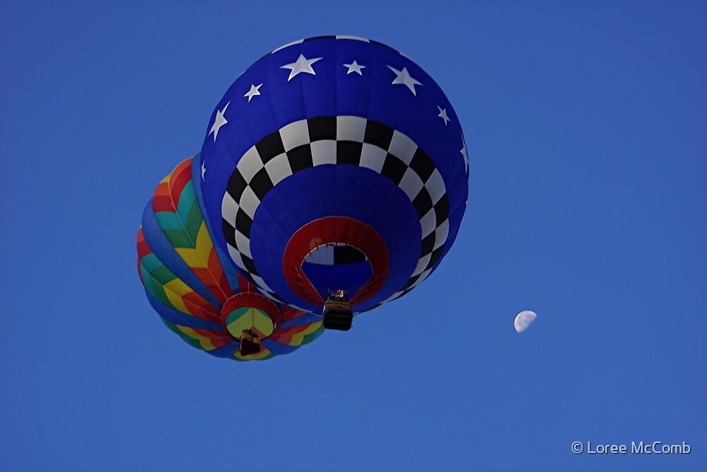 Where Dreams Take Flight II by © Loree McComb
