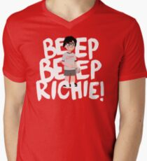 Beep Beep Richie Men's V-Neck T-Shirt