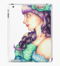The Lady iPad Case/Skin