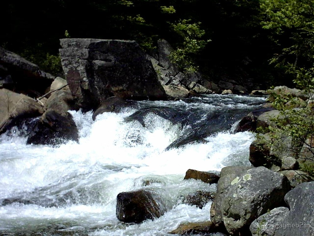 falls on wilsons creek by jaymeb21