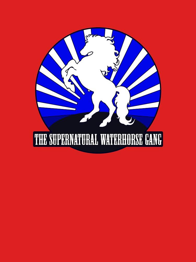 THE SUPERNATURAL WATERHORSE GANG! by brainsontoast