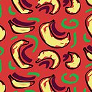 Techno IV (Bananas) (2017) - by artcollect - by artcollect by artcollect
