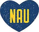 Northern Arizona University Herz von its-anna