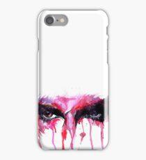 Piercing Eyes iPhone Case/Skin