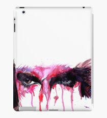 Piercing Eyes iPad Case/Skin