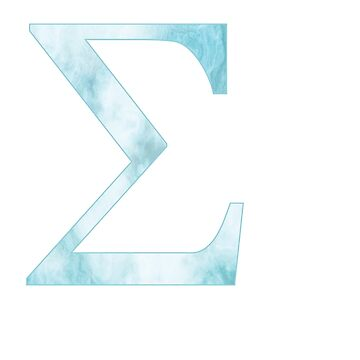 sigma de mármol azul de mollysilverberg