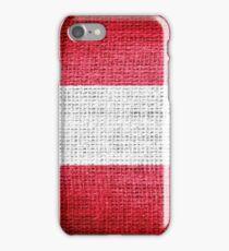 Austria Flag iPhone Case/Skin