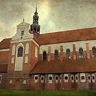 Basilica in Koronowo Poland by Elzbieta Fazel