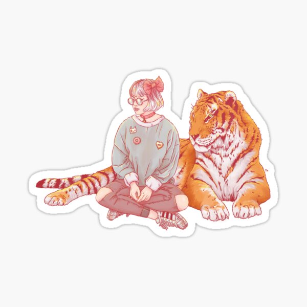 I'm a cat Lady Sticker