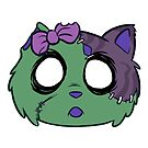 """'Hallow Kitty' Heads