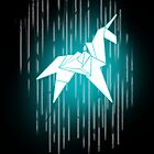 Blade Runner Unicorn Origami by VanHand