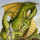 dragon knight by Nina Rycroft