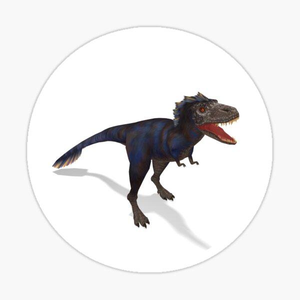 Tarbosaurus Portrait Sticker
