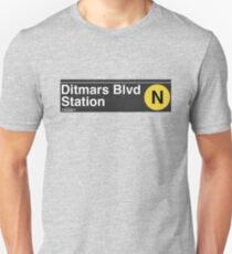 Rep Your Stop - Ditmars Blvd by OAK Unisex T-Shirt
