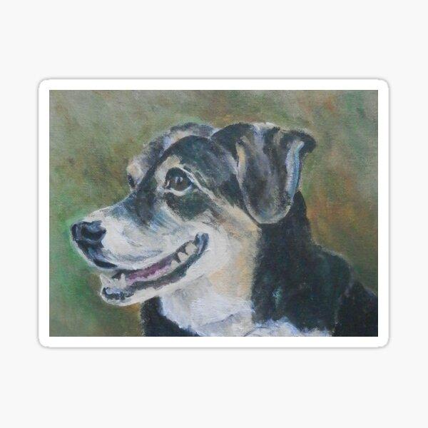 Entlebucher Mountain Dog Sticker