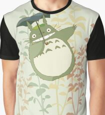 [Anime] Totoro Graphic T-Shirt
