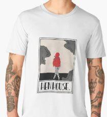 Cover Art- Hen House Men's Premium T-Shirt