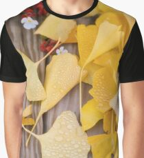 Ginkgo Featured Graphic T-Shirt