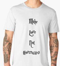 Make love not Horcruxes  Men's Premium T-Shirt
