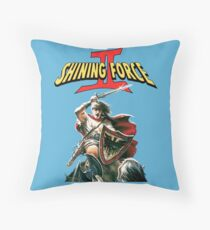 Shining Force 2 Throw Pillow