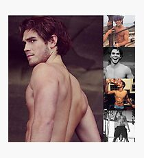 SHIRTLESS KJ APA ARCHIE FROM RIVERDALE  Photographic Print