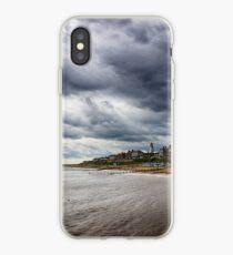 Stormy Seaside iPhone Case