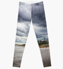 Stormy Seaside Leggings