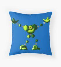 Vectorman (Genesis Sprite) Throw Pillow
