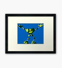 Vectorman (Genesis Sprite) Framed Print