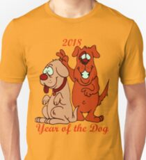 Year of the Dog 2018 T-Shirt