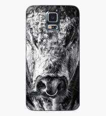 English Longhorn Bull Case/Skin for Samsung Galaxy