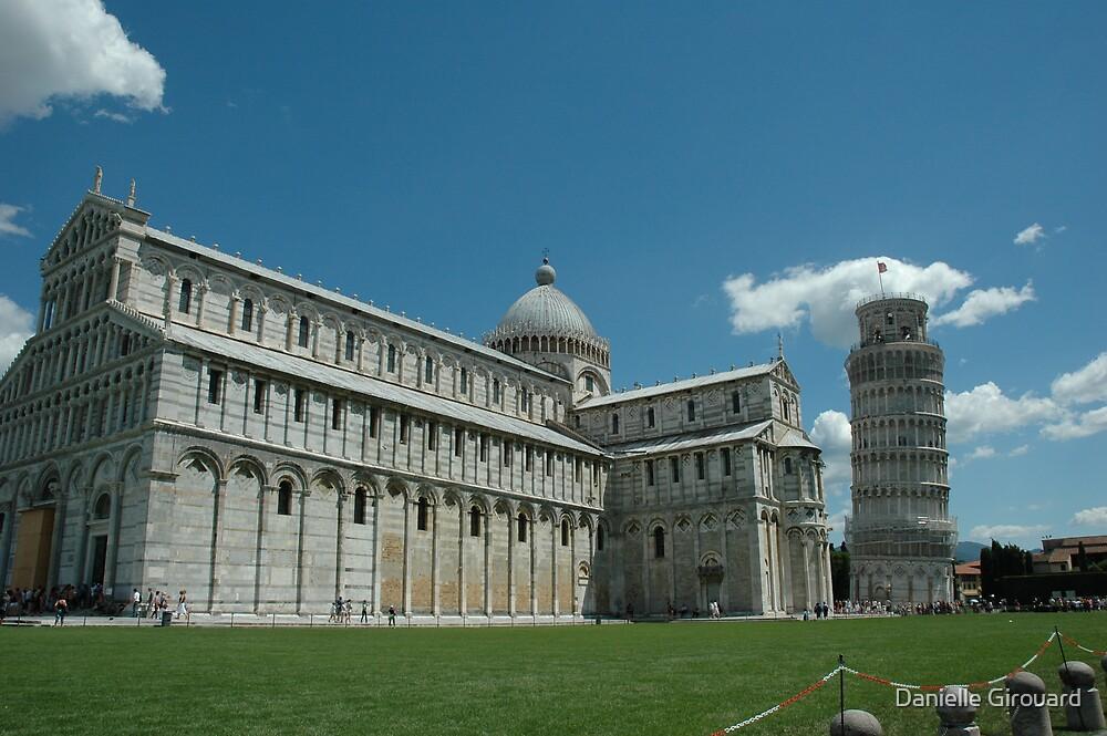 Pisa Italy by Danielle Girouard