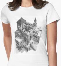 Camiseta entallada para mujer Can your Eyes Always see everything?