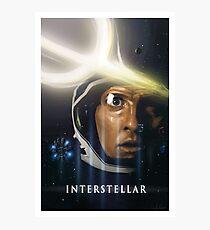 Interstellar Painting Photographic Print