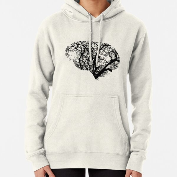 NEURONS BRAIN T-Shirt Pullover Hoodie